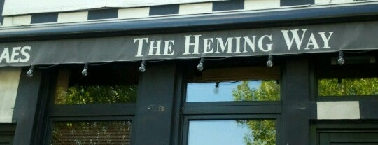 The Heming Way is one of Lieux sauvegardés par Henri.