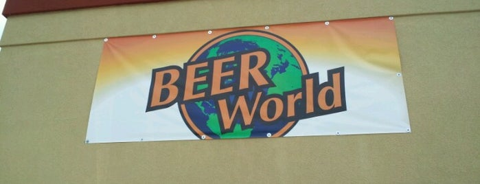Beer World 2 is one of Craft Beer Pubs & Distributors.