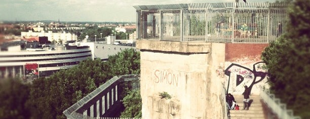 Flakturm Humboldthain is one of berlin.