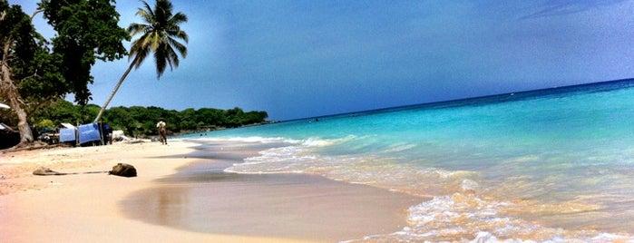 Playa Blanca is one of Cartagena de Indias: To-Do.