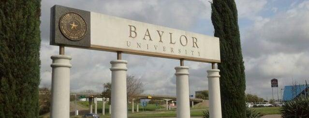 베일러 대학교 is one of Waco trip.