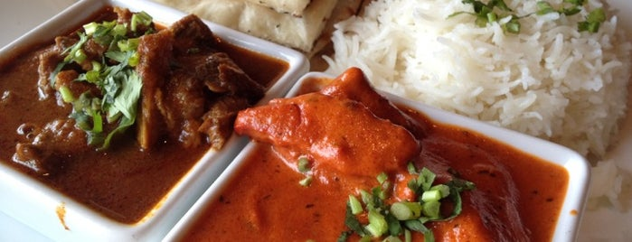 TAVA Contemporary Indian Cuisine is one of Rockin the suburbs.