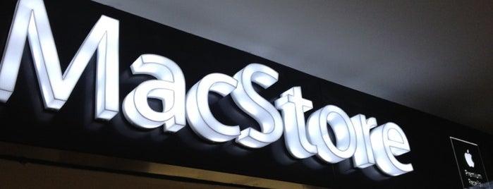 MacStore is one of Posti che sono piaciuti a R.