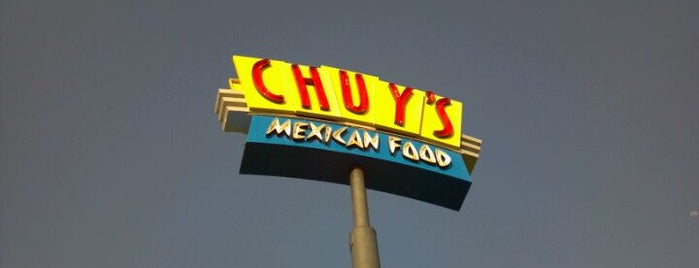 Chuy's is one of Lieux qui ont plu à rq.