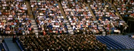 James Brown Arena is one of 2014 U.S. Tour.