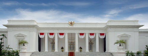 Negara Palace is one of Enjoy Jakarta 2012 #4sqCities.