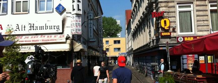 Quer Club is one of Ausgehen in Hamburg.