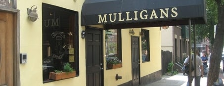 Mulligan's Pub is one of Global Pints Society.