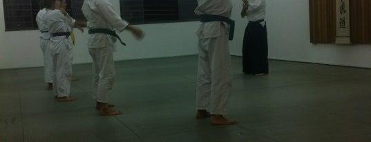 Aikido da Vila is one of Marcos'un Kaydettiği Mekanlar.