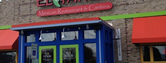 The Patron Cantina is one of Someday when traveling.