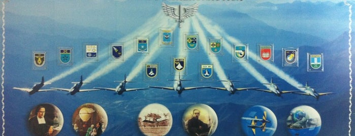 Comando da Aeronáutica - Força Aérea Brasileira is one of Gespeicherte Orte von Cristiane.