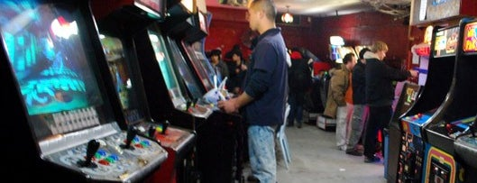 Chinatown Fair is one of Best Video Arcades.