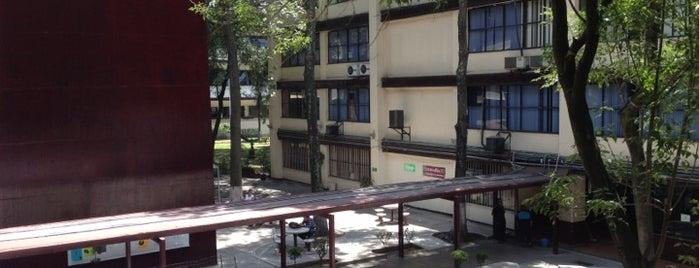 Escuela Superior de Comercio y Administración is one of Lieux qui ont plu à Andy.