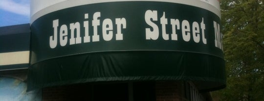Jenifer Street Market is one of Lugares favoritos de Jonathan.