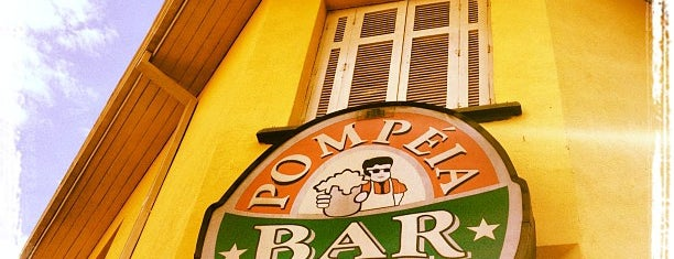 Pompeia Bar is one of Comida di buteco 2012.