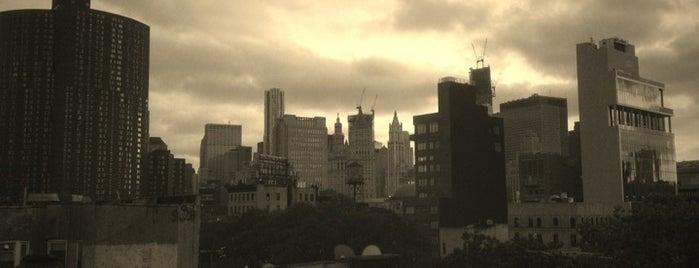 Bowery is one of Manhattan Neighbourhoods.