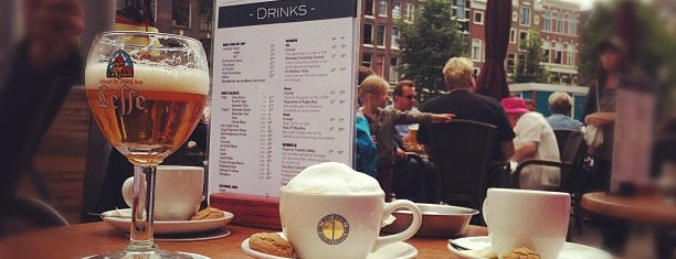 Café del Mondo is one of Amsterdam.