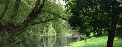 Stadtpark Lichtenberg (Parkaue) is one of Berlin Favorites.