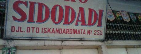 Toko Roti Sidodadi is one of My Hometown.