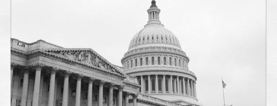 United States Capitol is one of Washington, D.C..