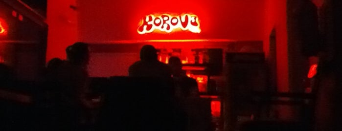 Korova Cine - Bar is one of Bares & Barras de Buenos Aires.