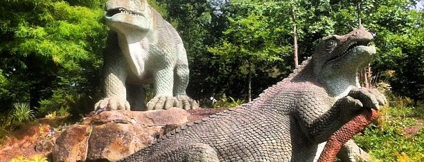 Crystal Palace Dinosaur Park is one of Antonella 님이 좋아한 장소.