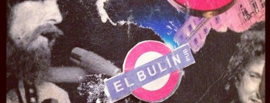 El Bulin is one of Favoritos Santander.