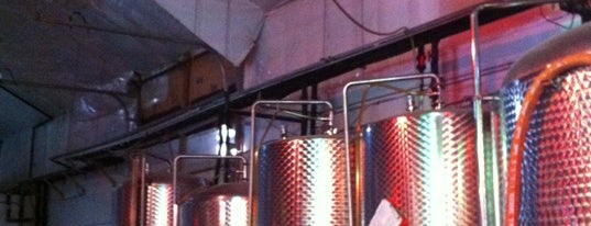 French Broad Brewery & Tasting Room is one of NC Craft Breweries.