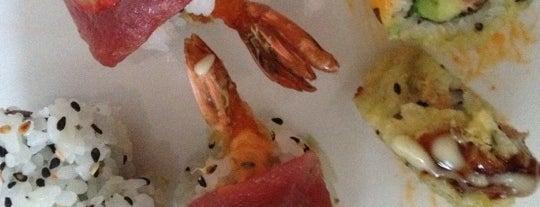 Red Sushi is one of Locais curtidos por Julia.
