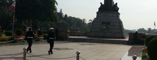 Rizal Park is one of Favorite Places Around the World.