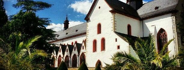 Kloster Eberbach is one of Wiesbaden & Umgebung.