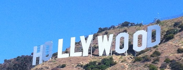 Hollywood Sign - Beachwood Canyon Trail is one of California's best places ;).