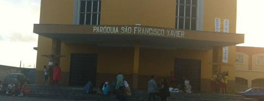 Paroquia São Francisco Xavier is one of Alan List.