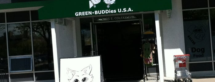 GREEN BUDDies U.S.A. is one of GreenFax Around Town.