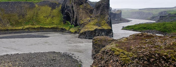 Jökulsárgljúfur National Park is one of Island - nutno vidět.. ;).