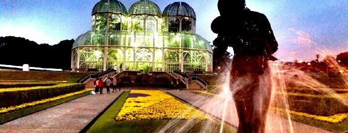 Jardim Botânico is one of Descobrindo Curitiba.