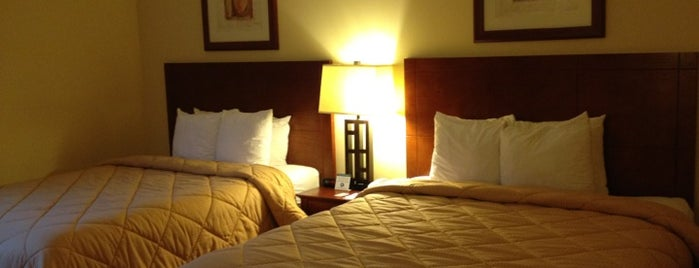 Comfort Inn is one of Las Vegas & California.