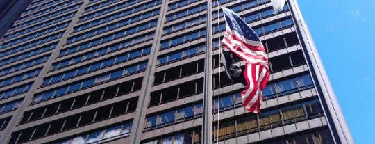 Richard J. Daley Center is one of Lugares favoritos de Kelly.