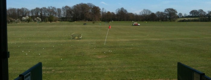 Redhill Golf Centre is one of Round of golf anyone?.
