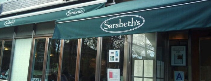 Sarabeth's is one of NY bday party.