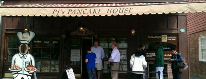 PJ's Pancake House is one of Favorites.