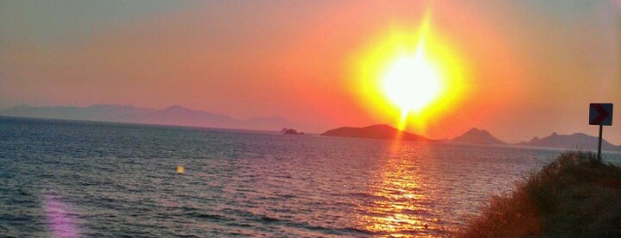 Fener Beach is one of Bodrum.