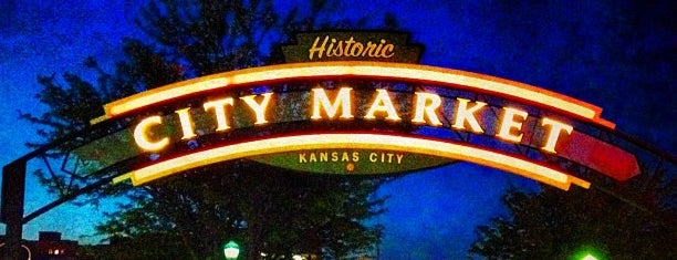City Market is one of Kansas City Weekend.