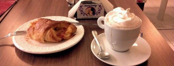 Maria Violeta Café is one of Belém - Turistão Bonzão.