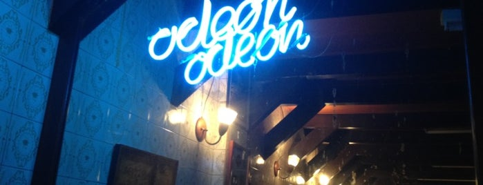 Odeon Snack Bar is one of Porto Alegre Tradicional.