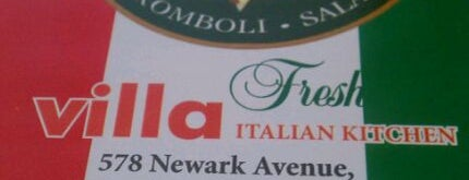 Villa Pizza and Fresh Italian Kitchen is one of pizza.