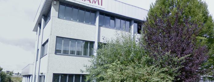 Konami Digital Entertainment GmbH is one of Videogames HQ.