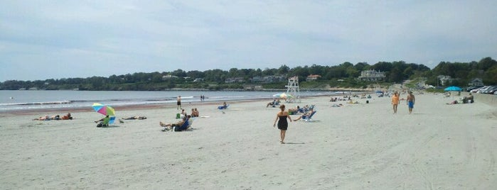 Easton's Beach is one of Providence & Newport, RI.