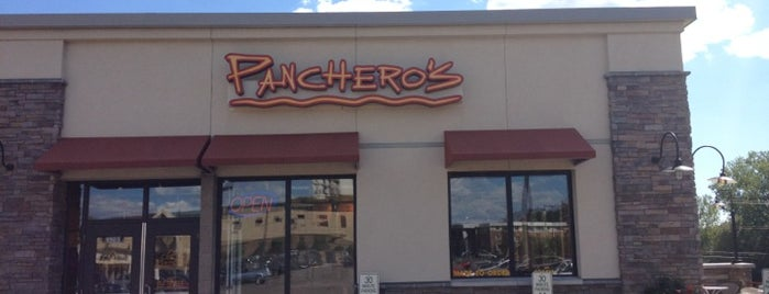 Panchero's Mexican Grill is one of Locais curtidos por Lance P.