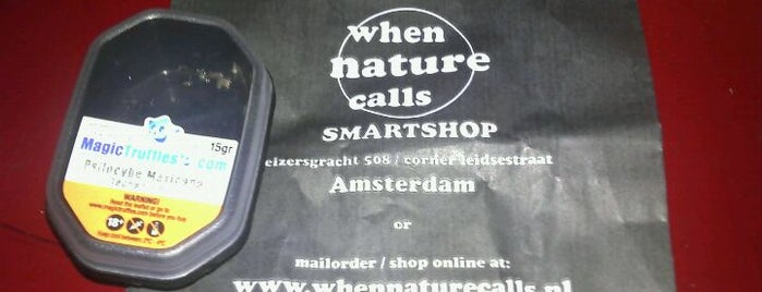 When Nature Calls is one of MrBoroughs | Top Spots | Amsterdam.